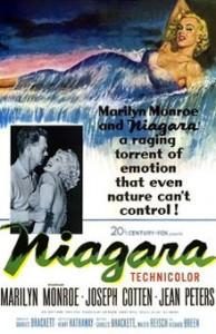 NIAGARA (1953) / Marilyn Monroe, Joseph Cotten. Director: Henry Hathaway.