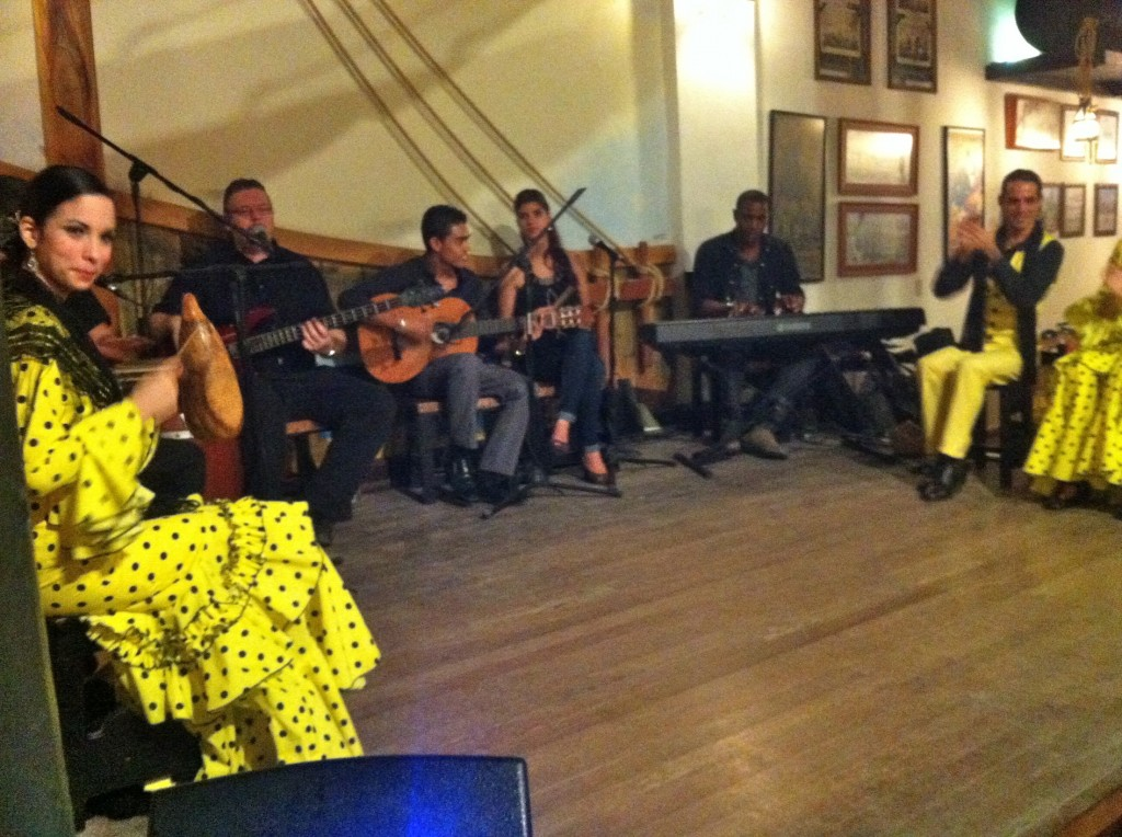 Cuban Flamenco band