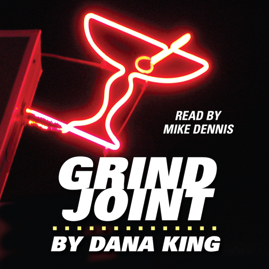 Grind Joint audio cover
