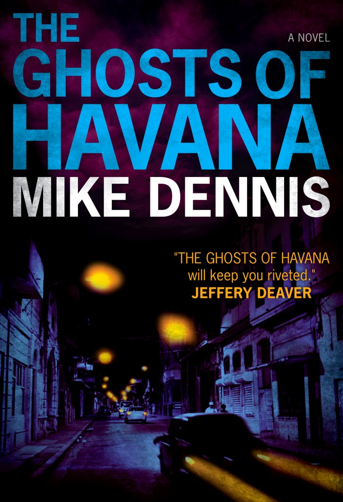 The Ghosts Of Havana cover w/blurb, large