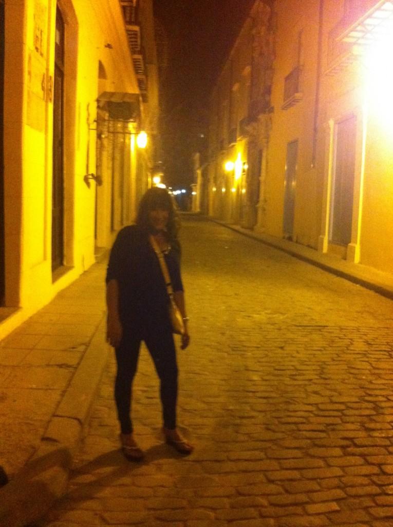Yleana on Noir Street